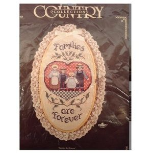 Paragon Families Are Forever Counted Cross…